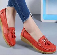 Breathable Genuine Leather Women Moccasins Flat Shoes,NEW,on Sale! More Info:https://cheapsalemarket.com/product/breathable-genuine-leather-women-moccasins-flat-shoes/