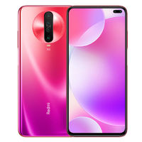 Xiaomi Redmi K30 CN 5G Version 6.67 inch 8GB 128GB 120Hz Fluid Display 64MP Quad Rear Cameras 4500mAh 30W Fast Charge NFC Snapdragon 765G Octa core 5G Smartphone