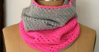 Two-Color Cowl - the purl bee