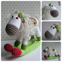 Ravelry: Rocking horse pattern by Vendula Maderska
