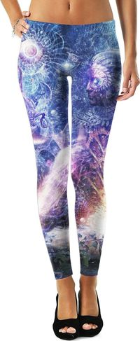 Special Edition Jungle Shaman Leggings $37.00