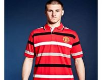 n/a Manchester United Classic Yarn Dye Stripe Polo - Manchester United Classic Yarn Dye Stripe Polo - OT Red - Mens http://www.comparestoreprices.co.uk/t-shirts/n-a-manchester-united-classic-yarn-dye-stripe-polo-.asp