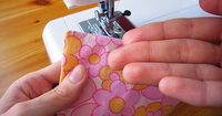 How to Sew Perfect Corners - this is the best tutorial I have ever seen on how to sew neat corners. Her technique is brilliant! She also has a link to a youtube video on her blog, so you can see her do this in action. I highly recommend it!