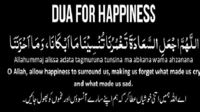 Islamic Dua for Happiness and Success in Life