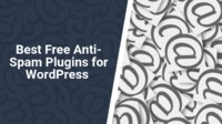 Email spam is not only annoying but a severe problem, it can be perilous as well. Spam is an increasing problem and can be very challenging to tackle. Here are 10 WordPress Anti-Spam plugins to keep your site secure.
