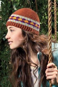 Bear Lake Hat - Crochet Me... a great for boys, just change up the colours