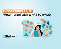 Do not mistake Endometriosis Diet for another fad diet to lose weight. Read our blog article to understand what an Endometriosis condition is and how you can alleviate it and its symptoms by eating the right foods. https://www.redheal.com/blog/gynaecolog...
