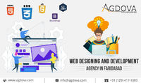 Agdova Technologies is one of the best Web Designing and Development Agency in Faridabad which provides best web designing services at an affordable price. We have a team of creative designers which creates appealing websites as per business requirements.