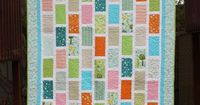Brickyard QUILT PATTERN by AmySmart on Etsy, $8.50