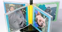 Repurpose Old CD Cases into a Photo Carousel