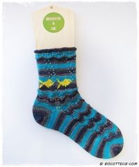 someday maybe 38 bucks for a pair of socks you have to make yourself won't seem frivolous..