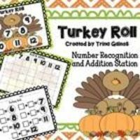 Well, I should give thanks since this IS a THANKSgiving math station (Haa Haa). Thank you kindly for downloading my product. Jazz up your Thanksgi...