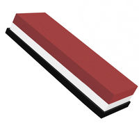 Sharpening stone 1000 3000 Grit Non-slip Base Whetstone Chef Kitchen Knife Home Tool $27.80
