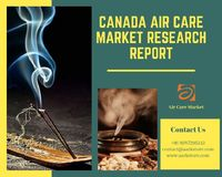 The air care market in Canada may see greater growth in the upcoming years. The new developments and trends are said to encourage overall market expansion in the Canada market. See what the report says.