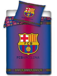 FC Barcelona Gradient Duvet Cover and 100% Cotton. Machine Washable. Colour: Blue and Red. http://www.comparestoreprices.co.uk//fc-barcelona-gradient-duvet-cover-and.asp