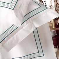 New York Embroidery Bedding by Dea Linens $398.00