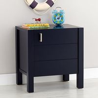 Uptown Nightstand (Midnight Blue) | The Land of Nod