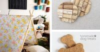 101 homemade gifts- Everyone is getting homemade this year.