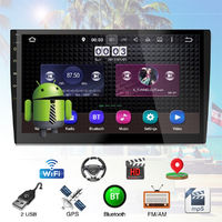2DIN Android 8.0 Car Radio GPS Navigation Audio Stereo Car MP5 Player