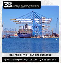 3B Express Logistics Pte Ltd is a Singapore-based company with operations centered on freight forwarding, logistics and transportation services. As a freight forwarding provider in Singapore, we are known for specialty Freight forwarding solutions that&rs...