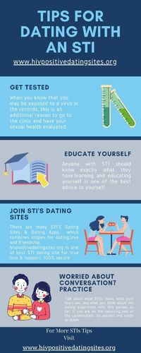 Do you have any idea about STIs dating? If you are affected with STI virus then these dating tips and sites are going to be bliss. It is only about dating and finding a loved one's instead you get a chance to make new friends who are going to help y...