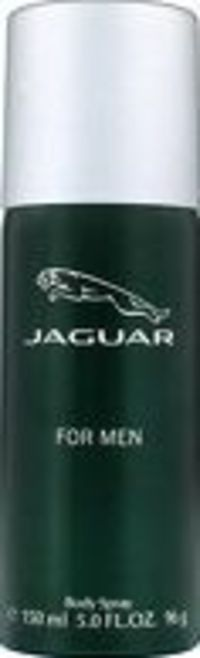 Jaguar For Men Body Spray 150ml Jaguar for Men by Jaguar is a aromatic fragrance for men. Jaguar for Men was launched in 1988. The nose behind this fragrance is Dominique Preyssas. Top notes are orange, lavender, green notes, mandar http://www.comparestor...