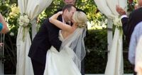 rustic wedding arch - Click image to find more Wedding & Events Pinterest pins