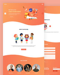 https://html.design/download/visdor-kids-education-psd/