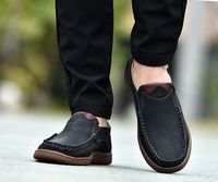 Casual Slip-On Loafers Moccasins Men Genuine Leather Shoes,NEW,on Sale! More Info:https://cheapsalemarket.com/product/casual-slip-on-loafers-moccasins-men-genuine-leather-shoes/