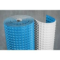 100 sq. ft. 44 in. x 27 ft. 6 in. Unique Air Gap Underlayment Prevents Mold and Mildew