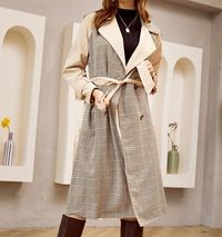 Fashion Autumn Winter Elegant Long Women Coat,NEW,on Sale!