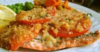 Best Salmon recipe EVER! My husband and i make this every time we have salmon, we're soo addicted.