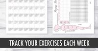 This is such a cute and easy way to keep track of your fitness! This printable f.... Learn more at the image Learn more at https://www.etsy.com/listing/264024390/fitness-planner-fitness-journal-health?ref=shop home active 3
