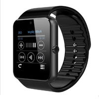 Bakeey GT108 GSM Front Facing Camera Heart Rate Sleep Monitor Sports Mode Smart Watch Phone