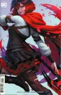 RWBY art at online comic books store Sofan Comics : 