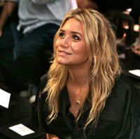 ashley olsen - hair this is how I want mine and plus I'm obsessed with her