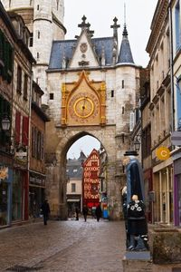 The medieval town of Auxerre, in the Bourgogne Region of France, between Paris and Dijon*-*.