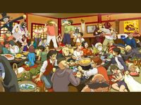 For the Ghibli fans.