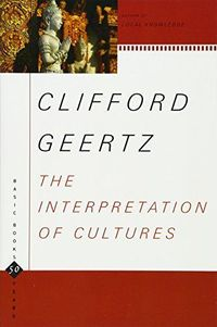 The Interpretation Of Cultures (Basic Books Classics) by ...