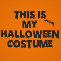 This Is My Halloween Costume Unisex Crewneck Sweatshirt $29.99 �œ� Handcrafted in USA! �œ� Support American Artisans