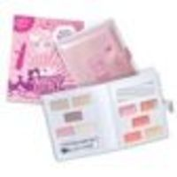 Eyeko MANGA MAKEUP BOOK MAKEOUT GIRL Make Out Girl: Wanna make out with me? Play up your eyes with a veil of soft colour in glitter taupe, honey, bronze and pink with white to highlight. A trio of juicy lip glosses and a touch of peach b http://www.compar...