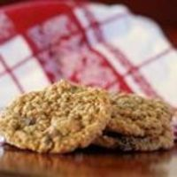 best oatmeal raisin cookie recipe, ever! I like to use dried cranberries instead of raisins