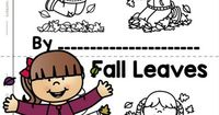 Fall FREEBIE for elementary classrooms! Sight word / high frequency word practice for Preschool, Kindergarten, or First Grade.