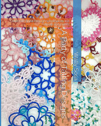 DIGITAL VERSION - A Party of Tatting Designs $20.00