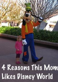 Disney World isn't just for kids. There are lots of reasons for parents to enjoy it too. who and why our trip was more fun and relaxing than we expected.