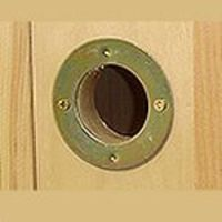 site has a chart with sizes and dimensions for bird houses and hole size for all kinds of birds,