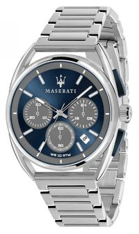 Maserati Trimarano Chronograph Quartz R8873632004 Men's Watch $451.50