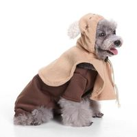 Monk Halloween Costume Small Dogs $19.95