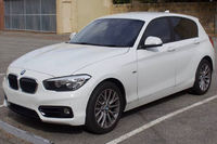 BMW 120I GOOD ENGINE NOW WITH FRONT-WHEEL DRIVE