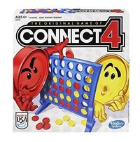 Hasbro Connect 4 Game $7.99